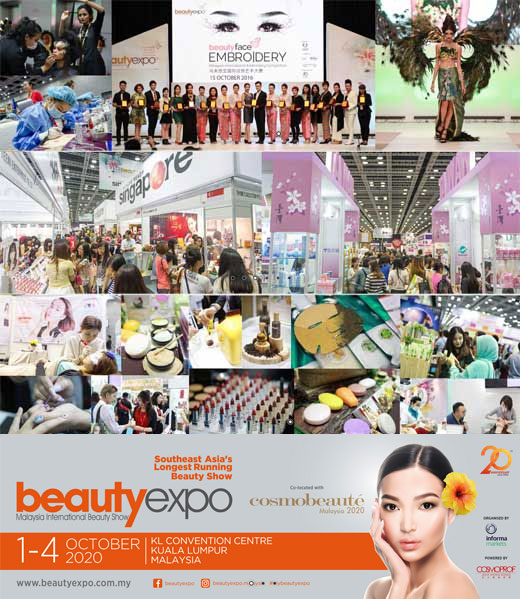 Beautyexpo 2020 / Malaysia International Beauty Show